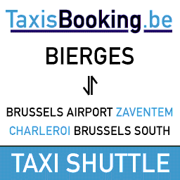 Taxi and Shuttle services in Bierges. Transfer to Brussels National airport Zaventem (BRU) and Brussels-South Charleroi airport (CRL)